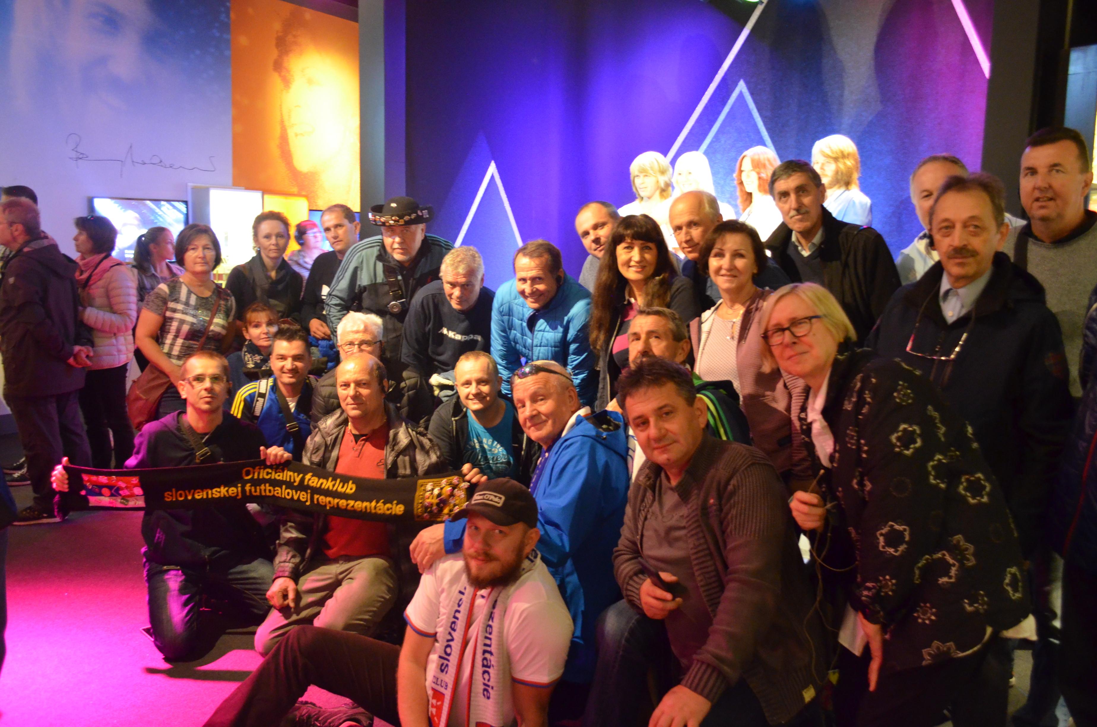 Fanklubákov privítal Štokholm nádherným počasím – tak mi sme ho za odmenu  prešli krížom krážom po súši a aj po vode 1a20e9b666
